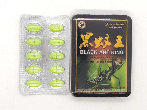 Черный королеский муравей