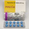поксет дапоксетин